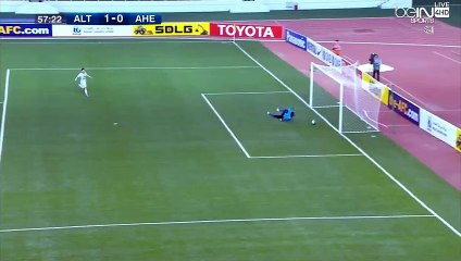 All Goals AFC Cup  Group A - 23.02.2016, FC Altyn Asyr 2-0 Al Ahed Beirut