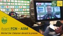 Michel Der Zakarian avant FCN-ASM
