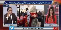 Karachi ke loog Altaf Hussain ki+ajeeb+takreer+tu+sun+laite+hain+per+Fixit+Alamgeer+ke+liye+koi+nahi+nikla+-+Rauf+Klasra