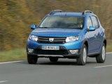 Essai Dacia Sandero Stepway TCe 90 Easy-R Prestige 2016
