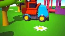 Meraklı kamyon Leo ve itfaiye arabası - eğitici çizgi film - türkçe Çizgi Film izle - Animasyon HD izle 2015 Full 77