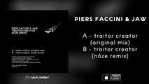 Piers Faccini & JAW - Traitor Creator (Original Mix)