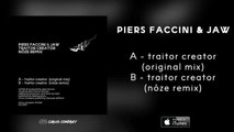 Piers Faccini & JAW - Traitor Creator (Nôze Remix)