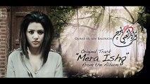 Mera Ishq -(QB) Quratulain Balouch  FULL SONG Very Sad and Love Song of QB
