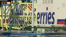 Calais: des migrants trouvent refuge dans d'autres ports