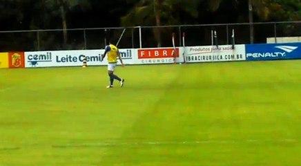 Veja imagens do treino do Cruzeiro