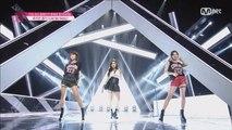[6회] 엠넷의 딸들! 슈퍼스타 101! - EXO ♬Call Me Baby @포지션 평가(VOCAL)