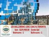 120 DALLIMORE CIRC CIRC N, TORONTO (Don Mills/ Greenbelt)