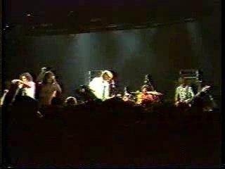 Vidéo Slip It In (1984) de Black Flag