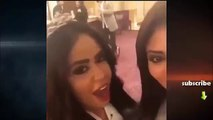 مريم حسين و نصرة الحربي يرقصون في حفل طلاق خديجه الوعل