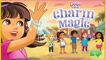 Dora and Friends Series Premiere Game - Dora the Explorer Charm Magic - Go Diego Go! Dora Episodes