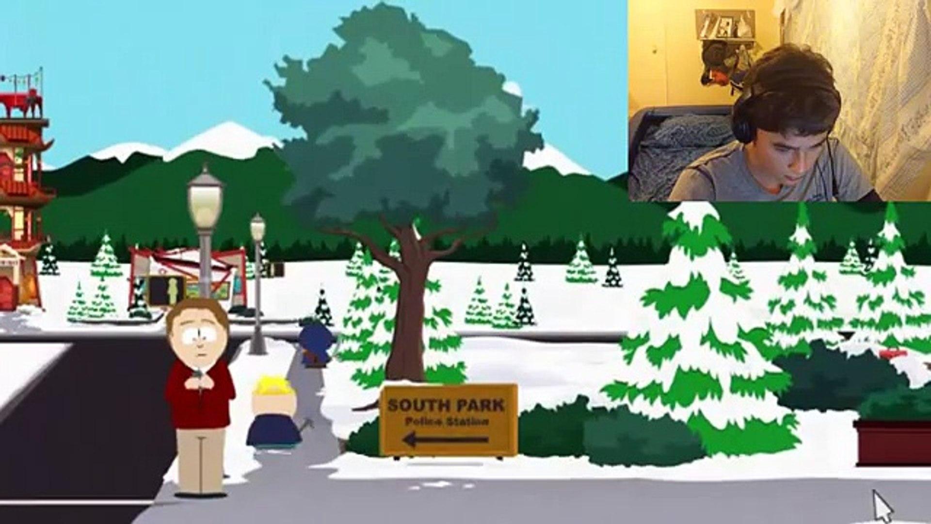 Entrega especial|Southpark Stick of Truth|español| parte 2-CrashRoot