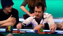 Liviu valuebets Sam Trickett very thinly in high stakes cash game