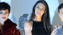 Maria Fernanda Cândido relembra romance com Paola Oliveira