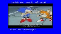 Sonic the Hedgehog OVA- Sonic levanta el dedo del medio (Sub Español)