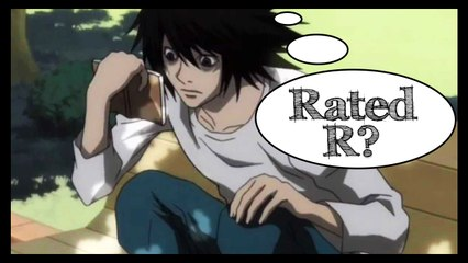Will Death Note Be R Rated?