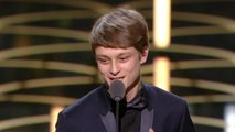 Espoir Masculin - Rod Paradot- 41ème cérémonie des César - CANAL+
