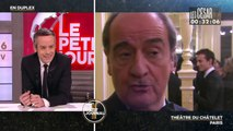 Les secrets de Pierre Lescure pour un cocktail réussi - Le Petit Journal des César - CANAL+