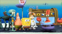 SpongeBob HeroPants - All Cutscenes | Movie [HD]