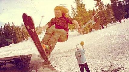 Dylan Manley And Luke Roberts' Brilliant East Coast Urban Skiing