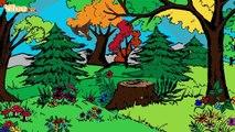 Cucù cucù grida dal bosco Canzone per bambini Yleekids