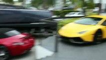 Car Spotting London No Way Awesome Ferrari
