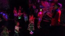 Jessicas 3rd birthday party cha Cha slide