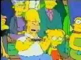 the simpsons - butterfinger adverts/commercials