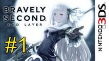 Bravely Second End Layer {3DS} part 1 — Brave Knights