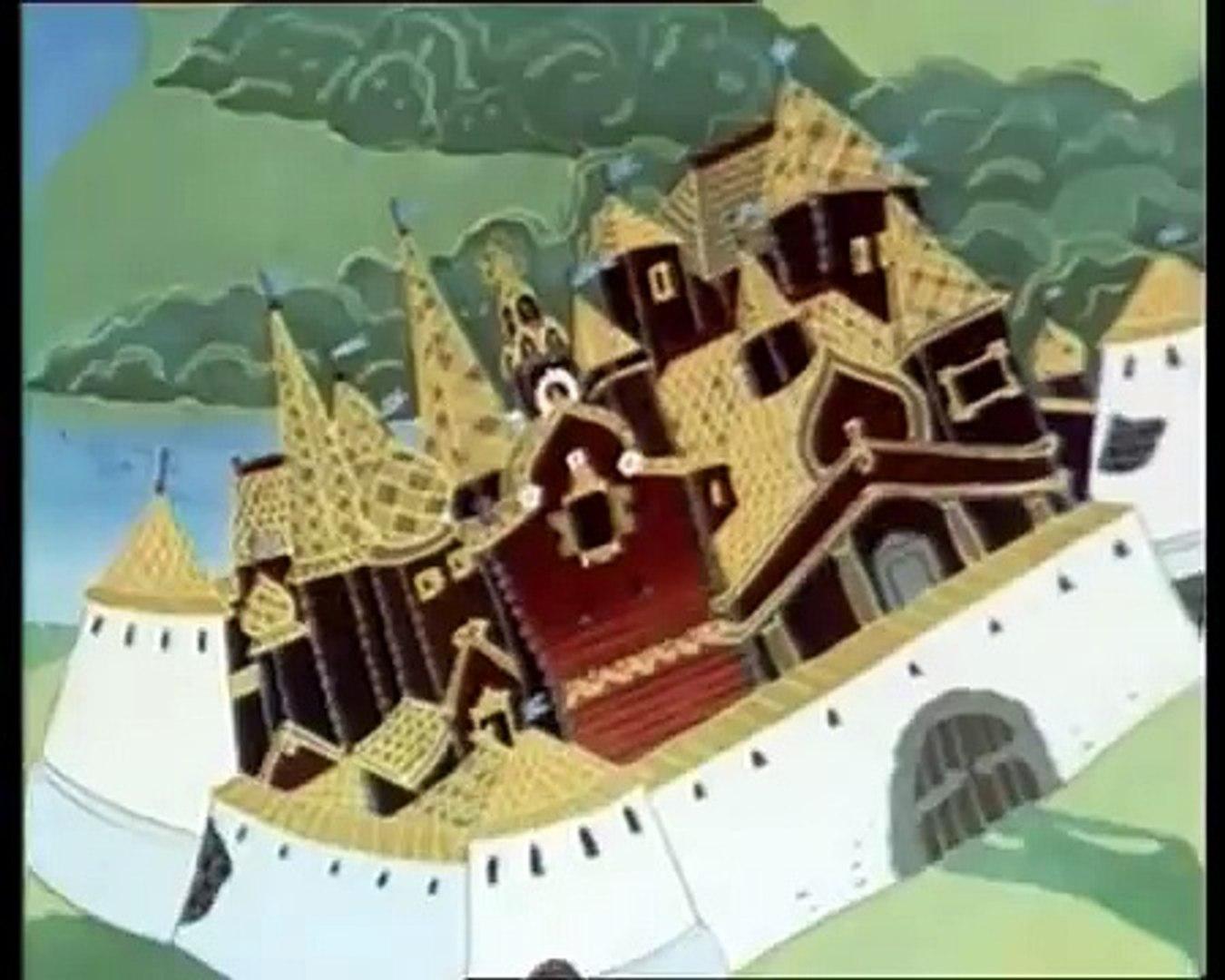 Советские мультфильмы - Летучий корабль