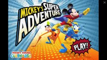 Mickey Mouse Clubhouse 2016 - Mickeys Super Adventure - Disney Jr Games