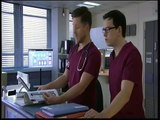 Jules on Holby 24th March 2015 Prt1
