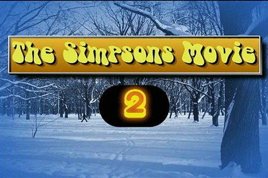 The Simpsons Movie 2 Trailer Video Dailymotion