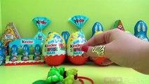 ♥ KINDER SURPRISE MAXI 5 EASTER EGGS (5 Easter Special Kinder MAXI Eggs)