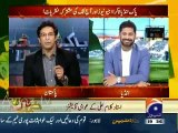 Waseem Akram Sharing Very Funny Incident Happens During PSL Match