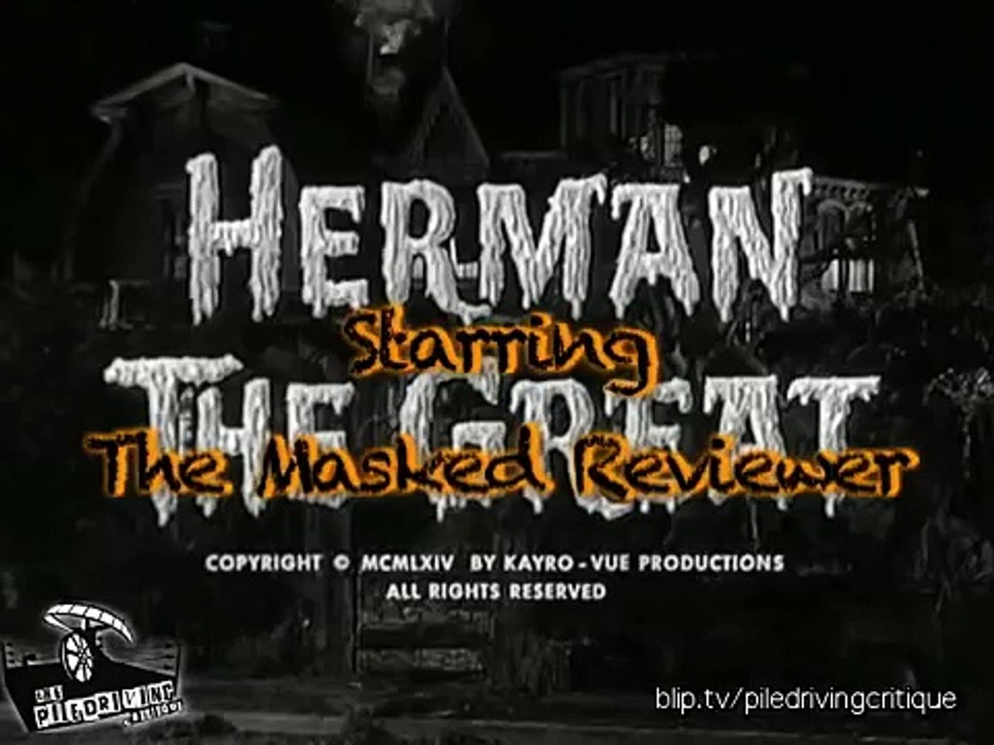 Horrormania: The Munsters- Herman The Great.