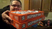 Angry Grandpa - The Little Caesars Bacon Wrapped Pizza!