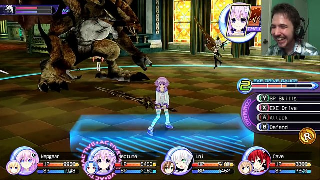 SUDDENLY KAWAII MAIDS - Ep 19 - Hyperdimension Neptunia Re;Birth2