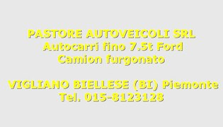 FORD TRANSIT CONNECT 1 8 Tdci RIF 294A
