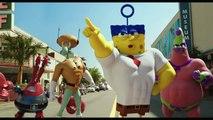 SpongeBob SquarePants 2 | Cannonball FIRST LOOK clip (2015)