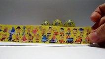 Surprise Eggs Unboxing - SpongeBob SquarePants - Sponge Bob - toys - unwrapping - review