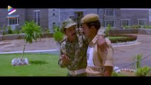 Bhanu Chander motivates Brahmaji | Sindooram Telugu Movie Scenes | Ravi Teja | Krishna Vamsi (FULL HD)