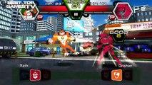 BEN 10 Ultimate Alien: Xenodrome - Cartoon Network Games