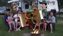 Jellystone Park Campgrounds Feature Yogi Bear & Friends
