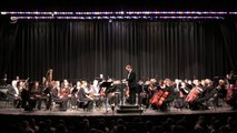 Chappell Kingslands Sympsony #2 on themes from Danny Elfman (the Simpsons) and Beethoven