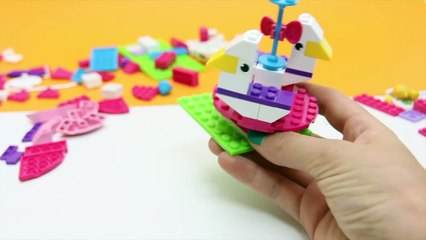 Hello Kitty Mega Blocks Celebration series park