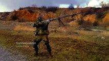 Стрельба из ПТРС / Shooting from PTRS-41