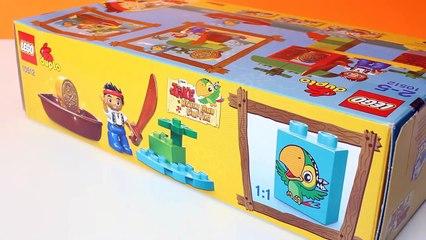 LEGO Duplo Jakes Treasure Hunt Jake and the NeverLand Pirates Disney Junior Channel