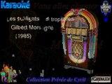 """Karaoké Gilbert Montagné - """"Les sunlights des tropiques"""""""