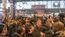 France : François Hollande conspué par les éleveurs au Salon de l'Agriculture